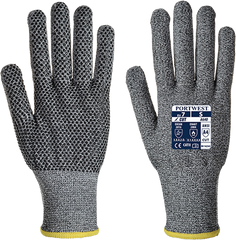 Portwest Sabre-Dot Glove - PVC (A640)