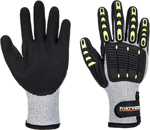 Portwest Anti Impact Cut Resistant Therm Glove (A729)