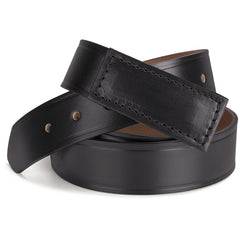 Red Kap Leather Black Belt - AB12