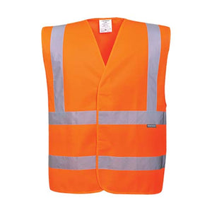 Portwest Hi-Vis Two Band & Brace Vest (C470)