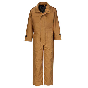 Red Kap Duck Insulated Coverall - 65/35 Polyester Cotton - CD32