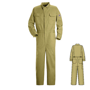 Bulwark Deluxe Contractor Coverall - (CED2)