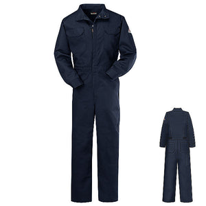 Bulwark 7 Oz. Deluxe Coverall - Cat 2 - (CLB2)