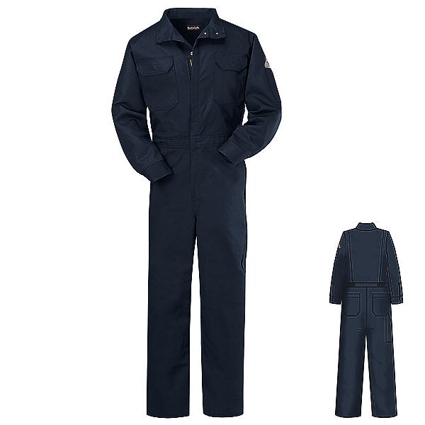 Bulwark Mens 9 Oz. Deluxe Coverall - Cat 2 - (CLB6)