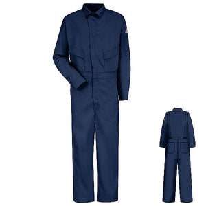 Bulwark Excel Fr Comfortouch Deluxe Coverall - Cat 2 - (CLD4)