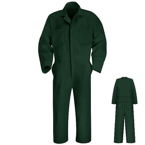 Red Kap Twill Action Back Coverall - CT10 (3rd color)