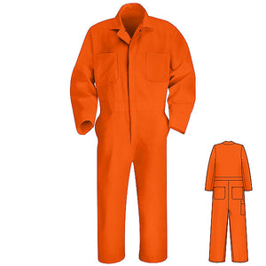 Red Kap Twill Action Back Coverall - CT10 (2nd color)