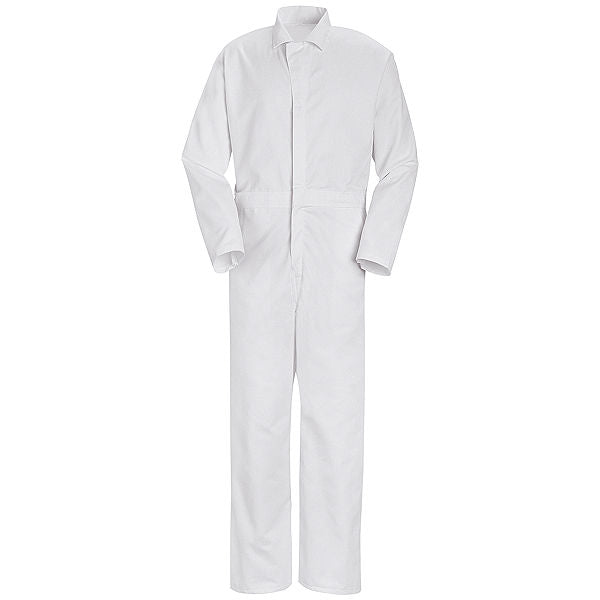 Red Kap Twill Action Back Coverall - No Pockets - CT16