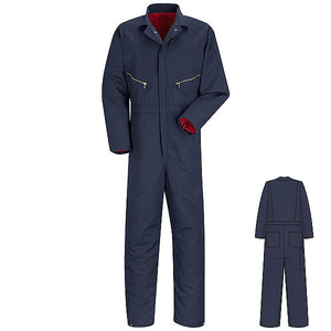 Red Kap Insulated Twill Coverall - CT30