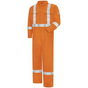 Bulwark 7 Oz Ultrasoft Coverall With Striping - (CTBB)