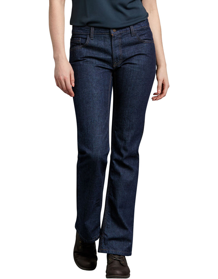 Dickies Women's Industrial Denim 5-Pocket Jean (FD23/FD231)