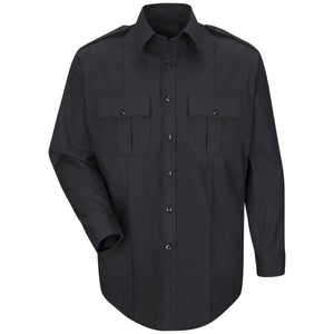 Horace Small New Dimension Plus Long Sleeve Poplin Shirt - Men's (HS1520)