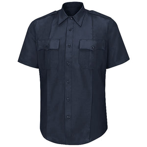 Horace Small Women's New Dimension Poplin Short Sleeve Uniform Shirt (HS1266)
