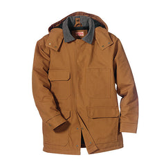 Red Kap Quilted Duck Chore Coat - 65/35 - JD24