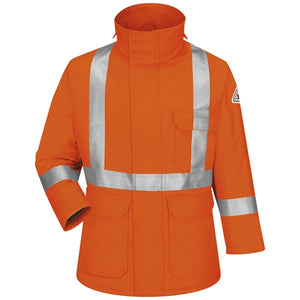 Bulwark Excel Fr Comfortouch Parka W/ Csa - Cat 3 - (JLPS)