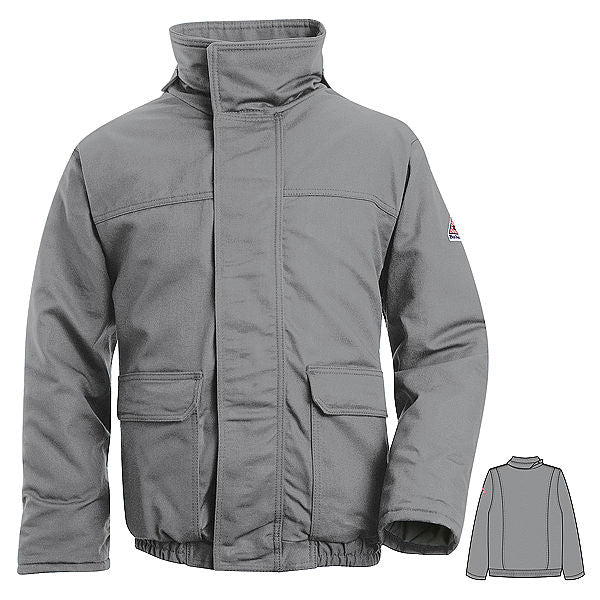 Bulwark Insulated Bomber Jacket - Cat 3 - (JLR8)