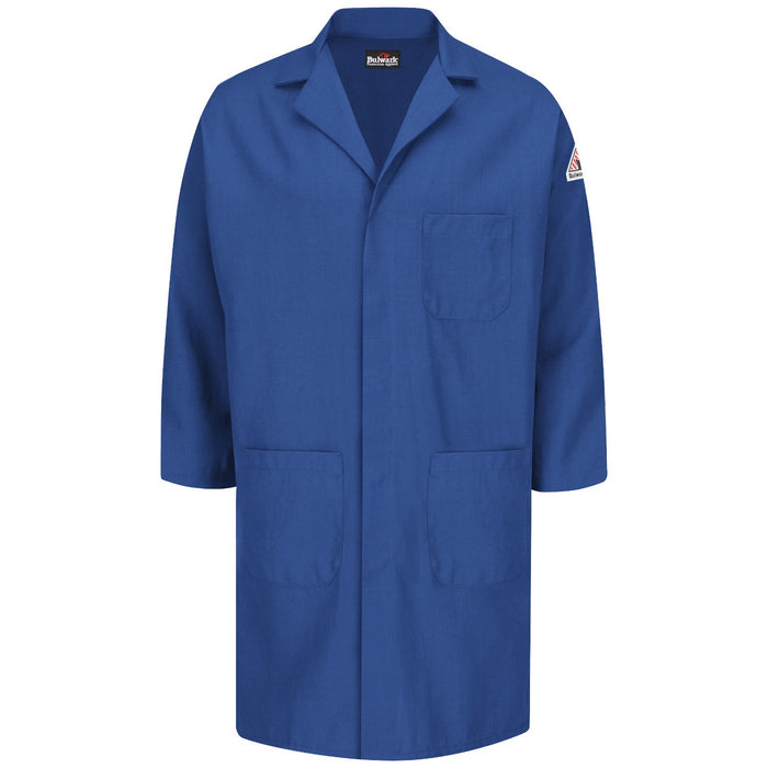 Bulwark Concealed Snap Front Lab Coat - Cat 1 - (KNL6)