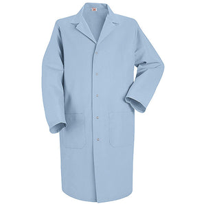 Red Kap Men's 5 Gripper Lab Coat - KP18