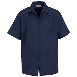 Red Kap Men's Zipper Front Smock - KP44