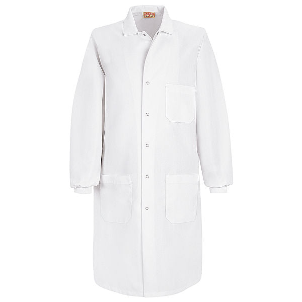 Red Kap Unisex Specialized Cuffed Lab Coat - KP72