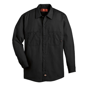 Dickies L/S Industrial Work Shirt (L535/LL535)