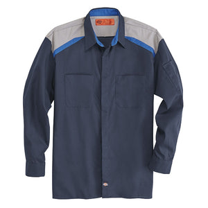 Dickies Tricolor L/S Shop Shirt (L607/LL607)