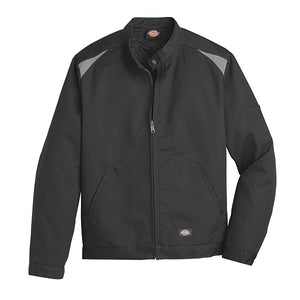 Dickies Insulated Color Block Shop Jacket (LJ60/LJ605)