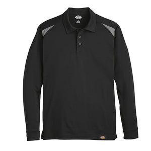 Dickies L/S Performance Shop Polo (LL66/LL606)