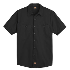 Dickies WorkTech Ventilated Short Sleeve Shirt with Cooling Mesh (LS51/LS516)