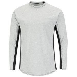Bulwark Fr Two-Tone Long Sleeve Base Layer - Cat 1 - (MPU8)