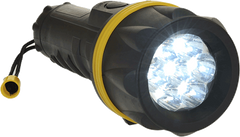 Portwest 7 LED Rubber Flashlight (PA60)
