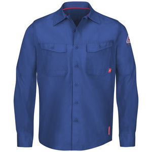 Bulwark Iq Series Endurance Work Shirt Cat2- (QS40)
