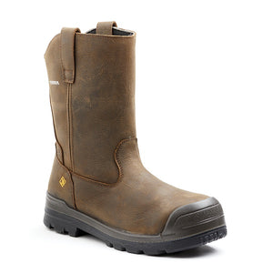 Terra Mens Harrier 8 Inch Safety Boot - R0001D