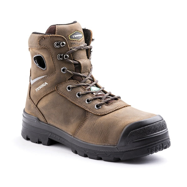 Terra Marshal 6 Inch Composite Toe Safety Boot - R4004D