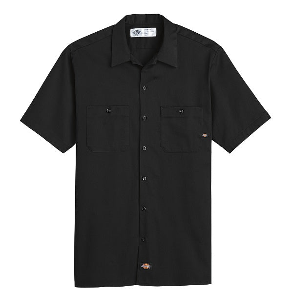 Dickies Industrial Cotton Short Sleeve Work Shirt (S307/LS307)