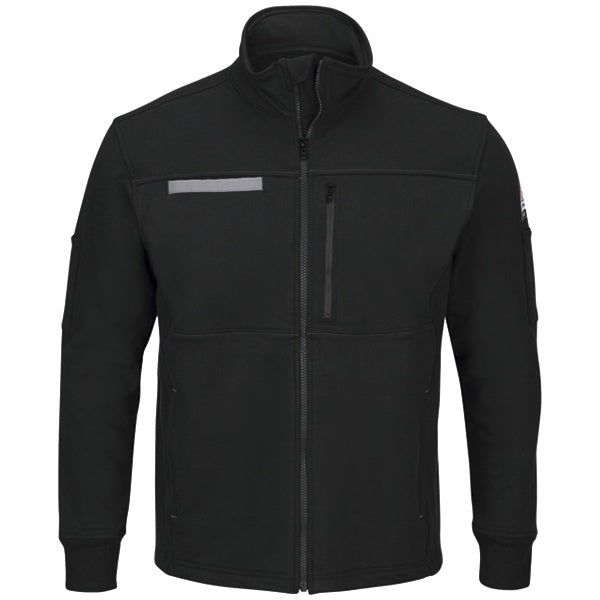 Bulwark Male Zip Front Fleece Jacket - (SEZ2)