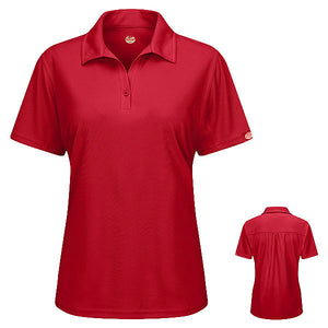 Red Kap Performance Knit Flex Series Women's Pro Polo - SK91