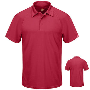 Red Kap Male Active Performance Polo - SK92