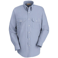 Red Kap Long Sleeve Deluxe Uniform Shirt - SL50