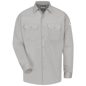 Bulwark Button-Front Work Shirt - Cat 2 - (SLW2) 2nd Color
