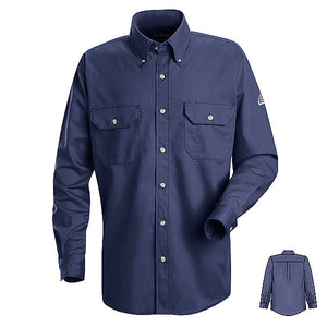 Bulwark Cool Touch 2 Button Front Deluxe Shirt - Cat 2 - (SMU2)