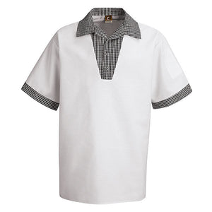 Red Kap Snappy-V Chef Shirt - SP06