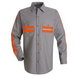 Red Kap Enhanced Visibility Shirt - SP14WM