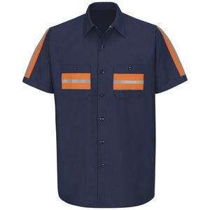 Red Kap Enhanced Visibility Shirt - SP24