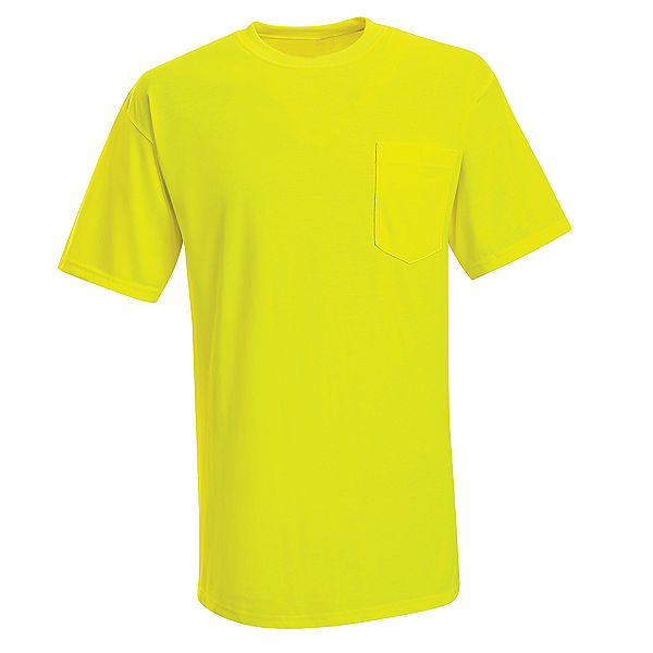 Red Kap Enhanced Visibility T-Shirt - SY06