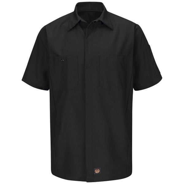 Red Kap Short Sleeve Solid Crew Shirt - SY20