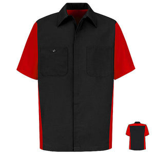 Red Kap Short Sleeve Crew Shirt - SY20