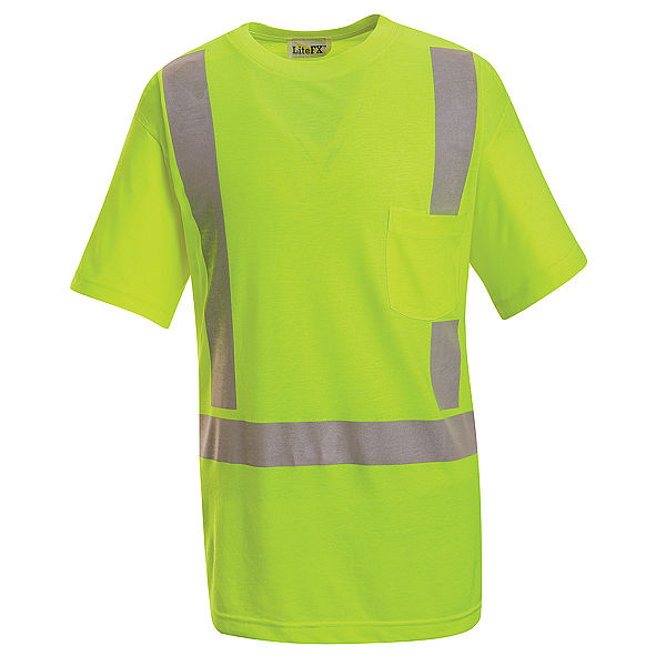 Red Kap Short Sleeve Hi-Visibility T-Shirt - SYK6