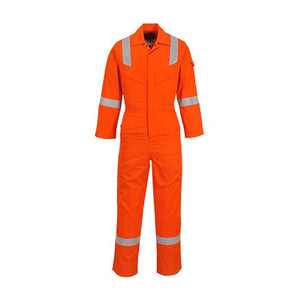 Portwest Super Light Weight FR Anti-Static Coverall (UFR21)