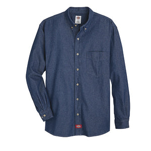 Dickies L/S Denim Work Shirt (WL30/WL300)